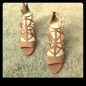 Women's Decorative Strap Sandals NWOT